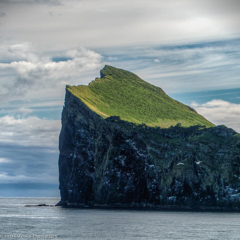 Lodge on Elliðaey