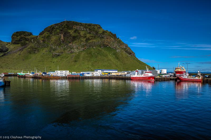 Heimaey Port