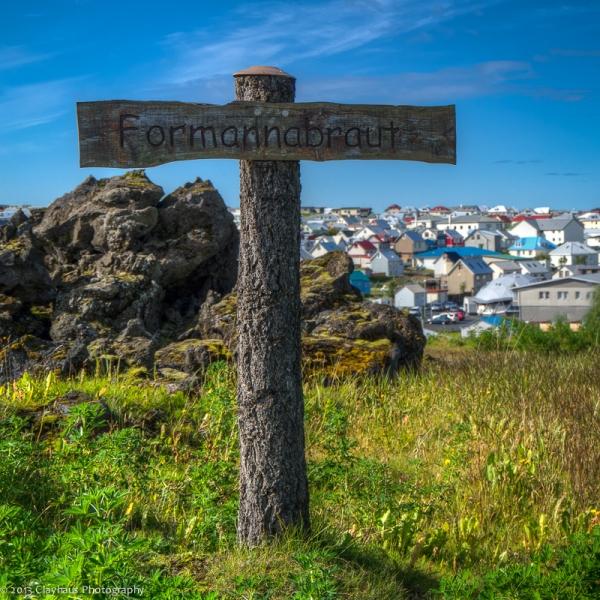 Iceland | Vestmannaeyjar, Formannabraut