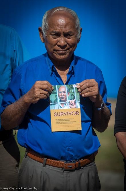 Chum Mey, Survivor of Security Prison 21