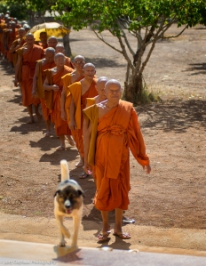 Cambodia | Monestery of Oudong